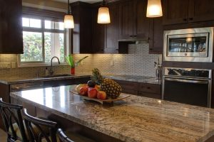 There are many types of kitchen counter tops available today.