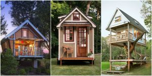 Tiny homes have many uses