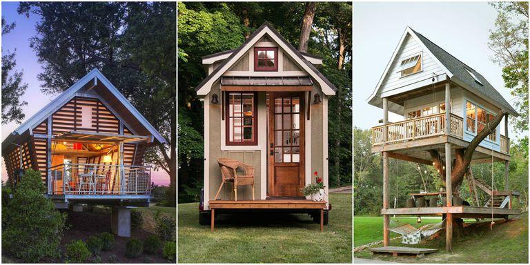 Tiny homes have many uses