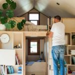 In a tiny home everything does double duty