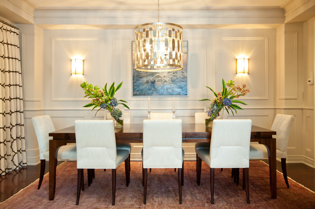 Dining Room Wall Sconces Can Provide Ambient Or Task