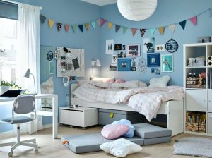 bedroom idea for your kid's room