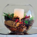 Christmas table decoration ideas.