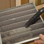 Clean your air filters regularly.