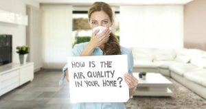 What is the air quality in your home